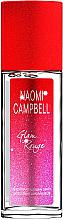 Парфюми, Парфюмерия, козметика Naomi Campbell Glam Rouge - Парфюмен дезодорант