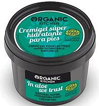Парфюми, Парфюмерия, козметика Крем-гел за крака - Organic Shop Organic Kitchen Foot Cream-Gel