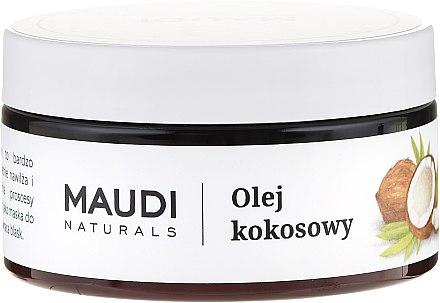 Кокосово масло - Maudi — снимка N1