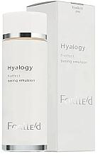Парфюмерия и Козметика Кремообразна основа за грим - ForLLe'd Hyalogy P-effect Basing Emulsion