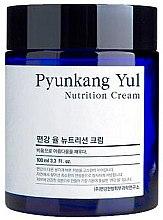 Парфюми, Парфюмерия, козметика Подхранващ крем за лице с екстракт от астрагал и комплекс от натурални масла - Pyunkang Yul Nutrition Cream