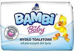 Парфюми, Парфюмерия, козметика Детски сапун - Bambi Baby
