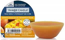 Ароматен восък - Yankee Candle Wax Melt Mango Peach Salsa — снимка N2