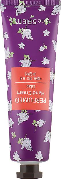 "Парфюмен крем за ръце ""Люляк"" - The Saem Perfumed Lilac Hand Cream"