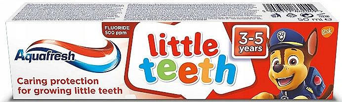 Детска паста за зъби - Aquafresh Kids PAW Patrol