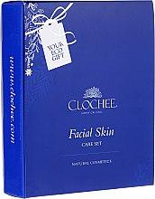 Парфюми, Парфюмерия, козметика Комплект за лице - Clochee (крем/50ml + серум/30ml)