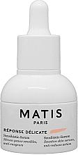 Парфюмерия и Козметика Серум за лице за чувствителна кожа - Matis Reponse Delicate Sensibiotic Serum Sensitive Skin