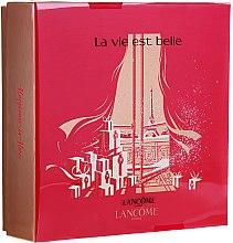 Парфюмерия и Козметика Lancome La Vie Est Belle - Комплект (парф. вода/75ml + парф. вода/4ml + лосион за тяло/50ml)