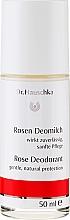 """Парфюмерия и Козметика Дезодорант за тяло """"Роза"""" - Dr. Hauschka Rose Deodorant"""