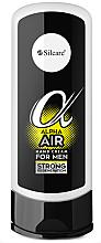 Парфюми, Парфюмерия, козметика Мъжки крем за ръце - Silcare Alpha Hand Cream For Men Air