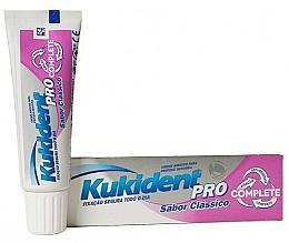 Парфюмерия и Козметика Класически крем за зъбни протези - Kukident Denture Cream Classic Flavor