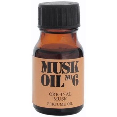 Парфюмно масло за тяло - Gosh Musk Oil No.6 Perfume Oil — снимка N1