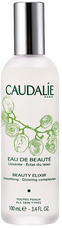 Еликсир-вода за красиво лице - Caudalie Cleansing & Toning Beauty Elixir