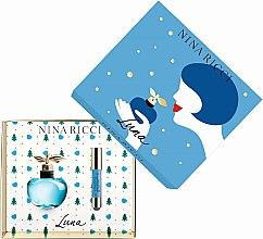 Парфюмерия и Козметика Nina Ricci Luna - Комплект (edt/50ml + lipstick/2.5g)