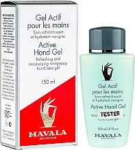 Парфюми, Парфюмерия, козметика Активен гел за ръце - Mavala Active Hand Gel (тестер)