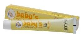 Парфюмерия и Козметика Детски крем - Styx Naturcosmetic Baby's Natural Care