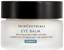 Парфюмерия и Козметика Подмладяващ балсам за околоочния контур - SkinCeuticals Eye Balm