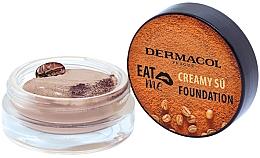 Парфюмерия и Козметика Фон дьо тен - Dermacol Eat Me Creamy Su Foundation