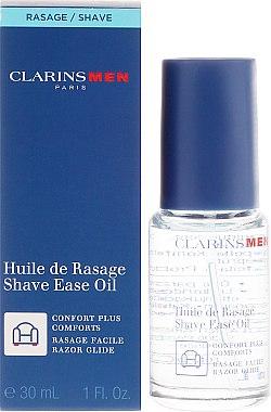 Масло за бръснене - Clarins Shave Ease — снимка N1