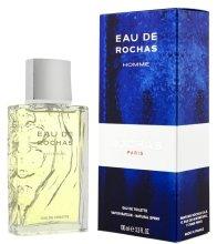 Парфюми, Парфюмерия, козметика Rochas Eau de Rochas Homme - Тоалетна вода