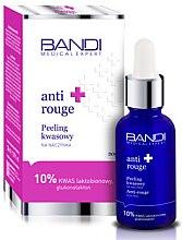 Парфюми, Парфюмерия, козметика Пилинг за лице против купероза - Bandi Medical Expert Anti Rouge Acid Peel