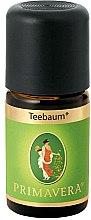 Парфюмерия и Козметика Масло от чаено дърво - Primavera Organic Tea Tree Oil