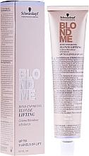 Парфюмерия и Козметика Изсветляващ крем за светли коси - Schwarzkopf Professional BlondMe Blonde Lifting