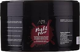 Парфюмерия и Козметика Почистващ пилинг за тяло, ръце и крака - Apis Professional Night Fever Peelling For Body, Hand And Foot