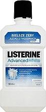Парфюми, Парфюмерия, козметика Вода за уста - Listerine Advanced White Clean Mint