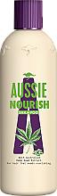 Парфюмерия и Козметика Подхранващ шампоан за коса - Aussie Nourish Shampoo
