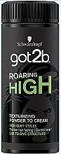 Парфюмерия и Козметика Текстурираща крем-пудра за стйлинг и добавяне на плътност на косата - Got2b Roaring High