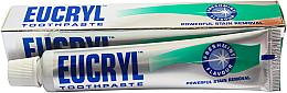 Парфюми, Парфюмерия, козметика Паста за зъби - Eucryl Freshmint Flavour Toothpaste