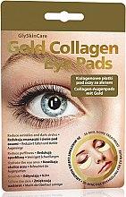 Парфюмерия и Козметика Колагенови пачове за очи - GlySkinCare Gold Collagen Eye Pads