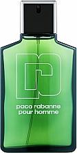Парфюмерия и Козметика Paco Rabanne Pour Homme - Тоалетна вода