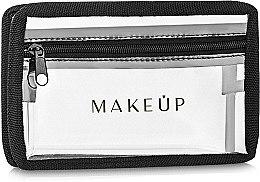 """Парфюми, Парфюмерия, козметика Силиконов козметичен несесер """"Allvisible"""" 18x12x5cm - MakeUp"""