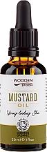 Парфюмерия и Козметика Синапено масло - Wooden Spoon Mustard Oil