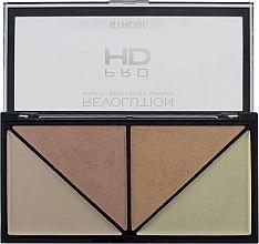 Парфюми, Парфюмерия, козметика Палитра с хайлайтъри - Makeup Revolution HD Pro Strobe Revolution
