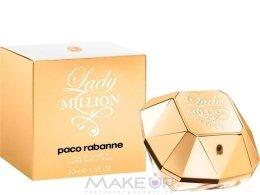Парфюми, Парфюмерия, козметика Paco Rabanne Lady Million - Тоалетна вода