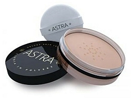 Парфюмерия и Козметика Насипна пудра за лице - Astra Make-Up Velvet Skin Loose Powder
