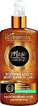 Парфюмерия и Козметика Озаряващ еликсир за тяло - Bielenda Magic Bronze Illuminating Golden Body Elixir