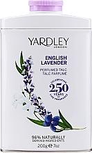 Парфюмерия и Козметика Yardley English Lavender Perfumed Talc - Талк за тяло
