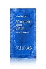 Парфюмерия и Козметика Успокояващи противовъзпалителни лепенки за локално приложение - Tony Moly Lab AC Control Spot Patch