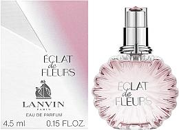 Парфюмерия и Козметика Lanvin Eclat de Fleurs - Парфюмна вода ( мини )