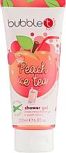 Парфюмерия и Козметика Душ гел - Bubble T Peach Ice Tea Shower Gel