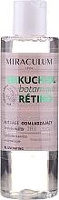 Парфюмерия и Козметика Подмладяващ тоник за лице - Miraculum Bakuchiol Botanique Retino Tonic