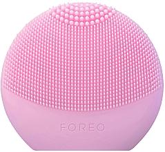 Парфюмерия и Козметика Почистваща смарт четка за лице - Foreo Luna Fofo Smart Facial Cleansing Brush Pearl Pink