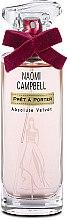Парфюми, Парфюмерия, козметика Naomi Campbell Pret a Porter Absolute Velvet - Тоалетна вода