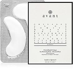 Парфюмерия и Козметика Пачове за под очи с колаген - Avant Advanced Pack-Hydra-Bright Collagen Eye Restoring Pads