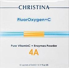 Парфюми, Парфюмерия, козметика Пудра с энзимами и витамином С, шаг 4 - Christina FluorOxygen+C Pure Vitamin C + Enzymes Powder