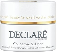 Парфюмерия и Козметика Крем против купероза - Declare Couperose Solution Stabilizing & Fortifying Cream